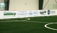 Informational Banners in Large Format Printing from IMS Colorado Printing Lone Tree Colorado