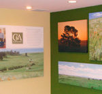 Informational Business Murals in Large Format Print from IMS Colorado Lone Tree