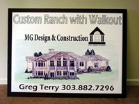 Model Signs in Large Format Printing from IMS Colorado Printing Lone Tree Colorado