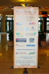 Business Banners in Large Format Printing from IMS Colorado Lone Tree Colorado