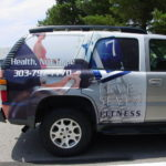 Vehicle Wraps - Business Branding